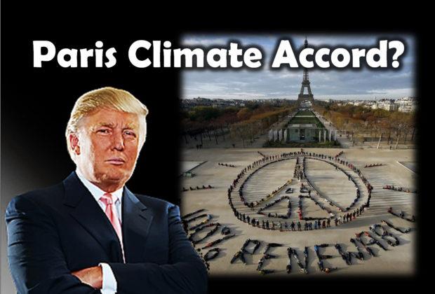 Paris Climate Accord?