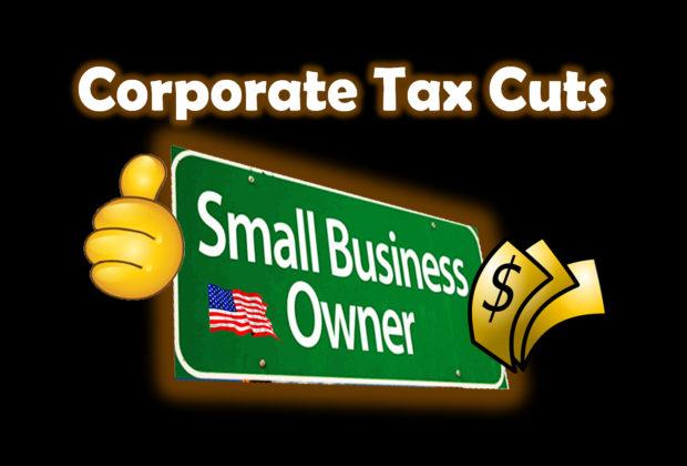 Corporate Tax Cuts