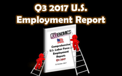Q3 2017 U.S.  Employment Report