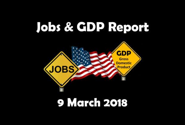 Jobenomics Jobs & GDP Report
