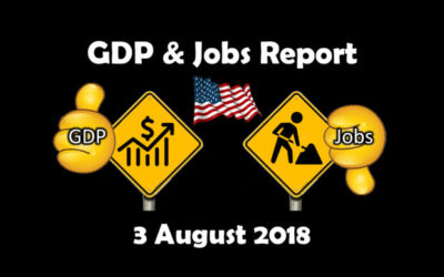 GDP & Jobs Report