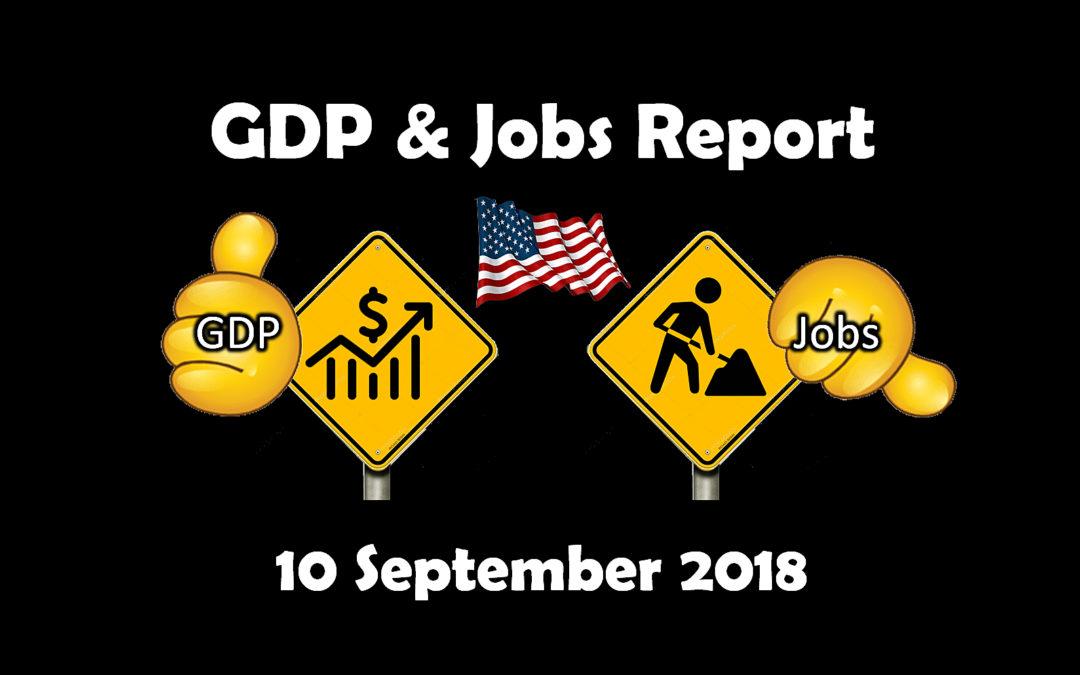 GDP & Jobs Report
