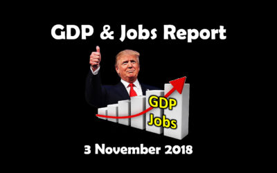 Monthly GDP & Jobs Report: November 2018