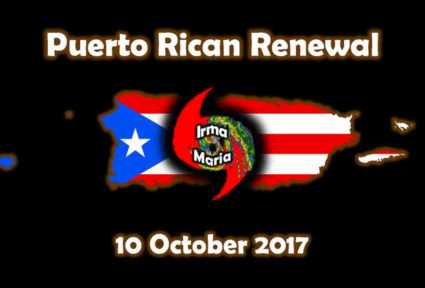 Puerto Rican Renewal