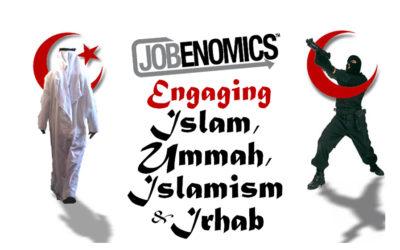 Jobenomics Counterterrorism Strategy