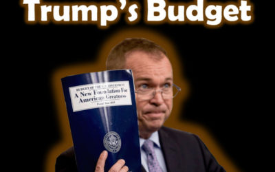 President Trump's First Budget