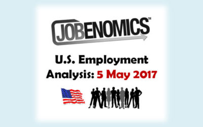 Jobenomics U.S. Employment Analysis: 5 May 2017