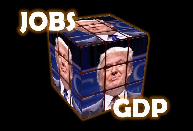 The Nexus between Jobs and GDP