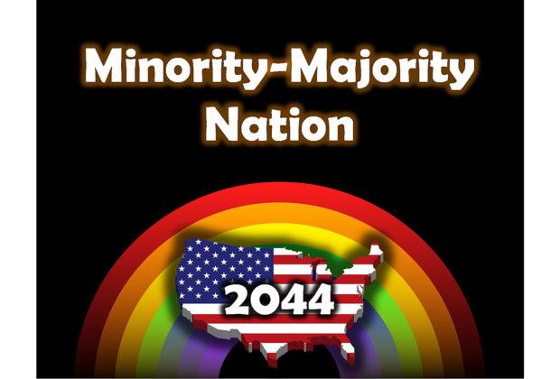 2044 Minority-Majority Nation