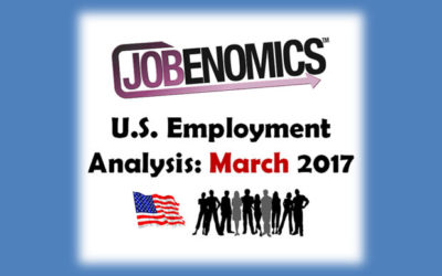 Jobenomics U.S. Employment Analysis: March 2017