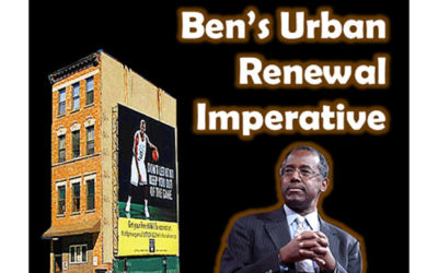 The Urban Renewal Imperative