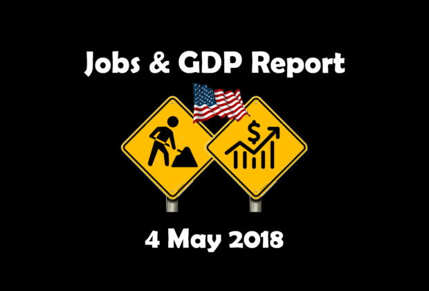 Disappointing Jobs & GDP Report