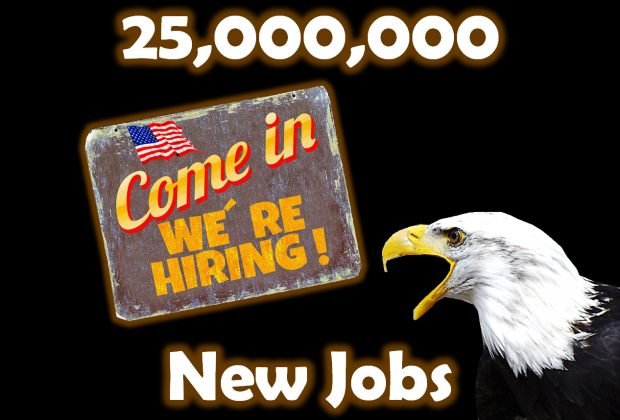 """President Trump's """"Bringing Back Jobs and Growth"""" Vision"""