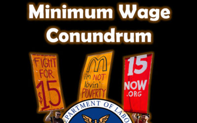 Trump Administration's Minimum Wage Conundrum
