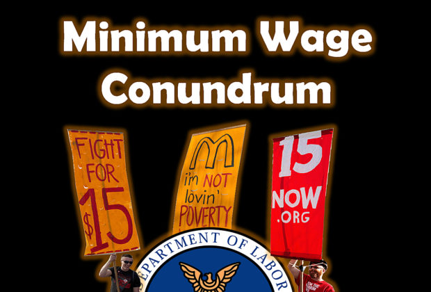 Trump Administration's Minimum Wage Conundrum
