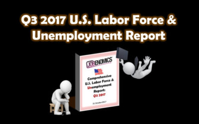 Q3 2017 U.S. Labor Force & Unemployment Report