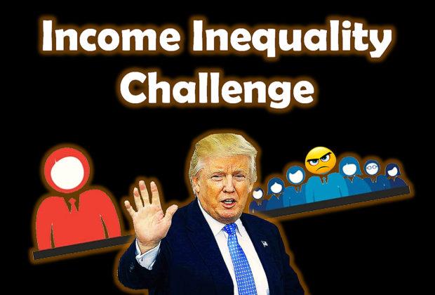 President Trump's Income Inequality Challenge