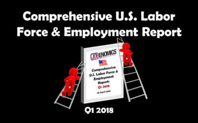 Comprehensive U.S. Labor Force  & Employment Report: Q1 2018