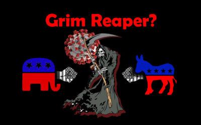 Is COVID-19 the Grim Reaper?